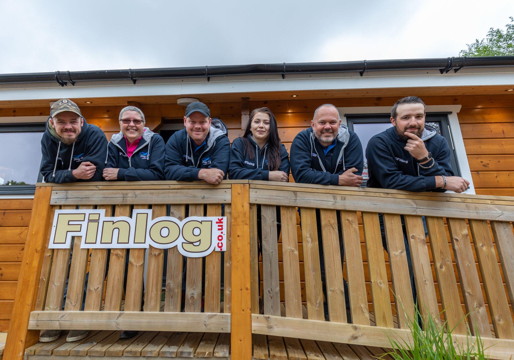 Finlog team