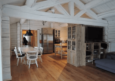 Handmade Log Cabin